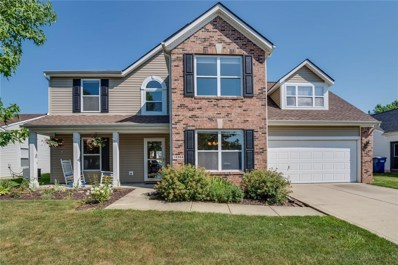 18964 Bladed Mills Drive, Noblesville, IN 46062 - #: 21581581