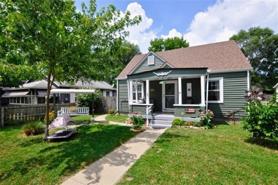 2816 W Ray Street, Indianapolis, IN 46221 - #: 21581639