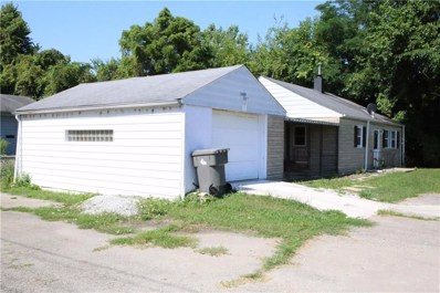 1609 E Southport Road, Indianapolis, IN 46227 - #: 21581664