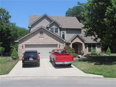 1015 Silver Lake Court, Greenwood, IN 46142 - #: 21581703