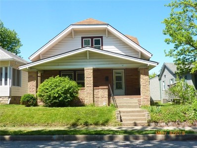 58 S 10TH Avenue, Beech Grove, IN 46107 - #: 21581705