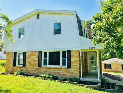 5319 Old Smith Valley Road, Greenwood, IN 46143 - #: 21581796