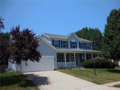 6302 Kentstone Drive, Indianapolis, IN 46268 - #: 21581836