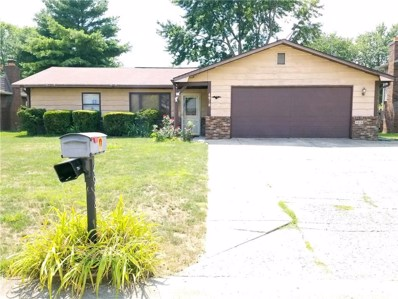 4918 Carry Back Lane, Indianapolis, IN 46237 - MLS#: 21581926