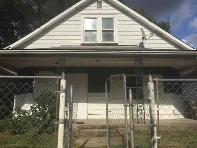 425 S Harris Avenue, Indianapolis, IN 46222 - #: 21581945
