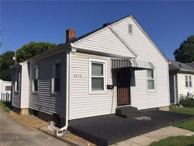 4516 Crittenden Avenue, Indianapolis, IN 46205 - #: 21581972