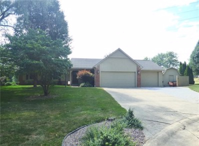 5240 Bobs Court, Greenwood, IN 46143 - #: 21581976