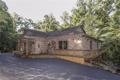 1555 S Pine Ridge Drive, Martinsville, IN 46151 - MLS#: 21581977