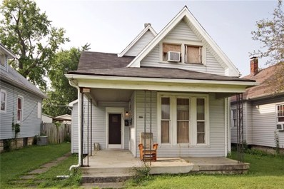 1023 E Raymond Street, Indianapolis, IN 46203 - #: 21582055