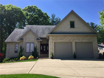 3502 N Woodland Point Drive, Martinsville, IN 46151 - MLS#: 21582059