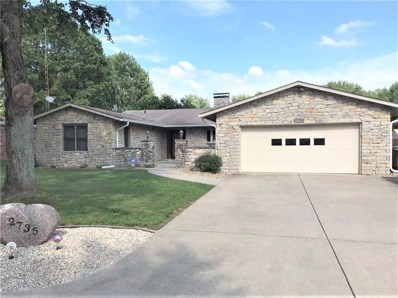2735 Yellowwood Court, Columbus, IN 47203 - #: 21582090