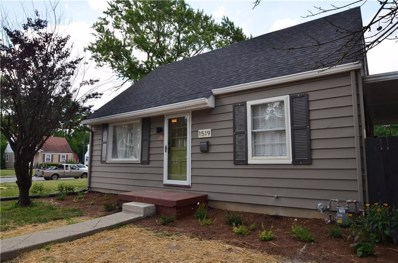 1519 E 46th Street, Indianapolis, IN 46205 - MLS#: 21582139