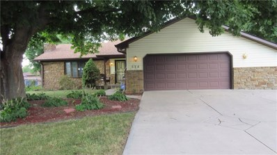 528 Pioneer Drive, Indianapolis, IN 46217 - #: 21582144
