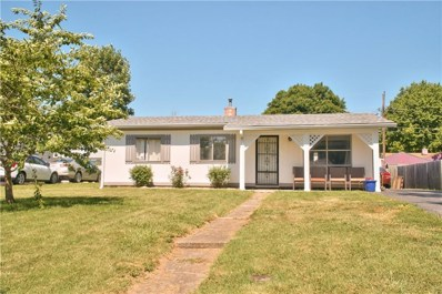 3326 Davis Drive, Indianapolis, IN 46221 - MLS#: 21582183