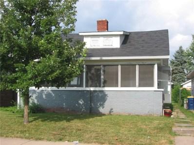 807 N Drexel Avenue, Indianapolis, IN 46201 - #: 21582193