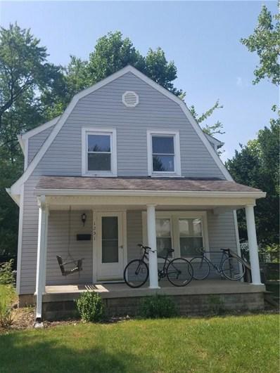 1251 E Markwood Avenue, Indianapolis, IN 46227 - MLS#: 21582237
