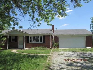 10952 N 100 W, Fountaintown, IN 46130 - #: 21582337