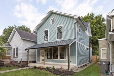 1444 S Alabama Street, Indianapolis, IN 46225 - MLS#: 21582364
