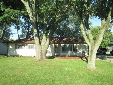 316 N Englewood Drive, Crawfordsville, IN 47933 - MLS#: 21582440