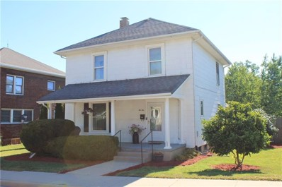 210 Woodlawn Place, Crawfordsville, IN 47933 - MLS#: 21582464