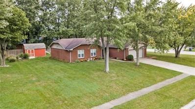 1053 Cambridge Drive, Greenwood, IN 46142 - MLS#: 21582489