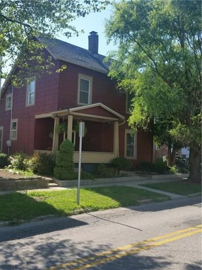 106 N Grant Avenue, Crawfordsville, IN 47933 - #: 21582491