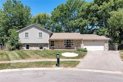 102 Northwood Drive, Fishers, IN 46038 - #: 21582496