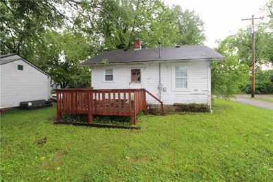 1644 W 17th Street, Anderson, IN 46016 - #: 21582509