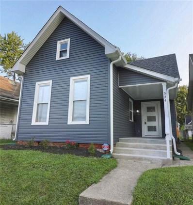 524 Weghorst Street, Indianapolis, IN 46203 - #: 21582554
