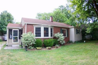 5525 Rosslyn Avenue, Indianapolis, IN 46220 - #: 21582690