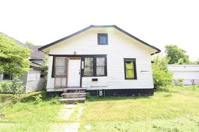 1416 Cedar Street, Anderson, IN 46016 - #: 21582692