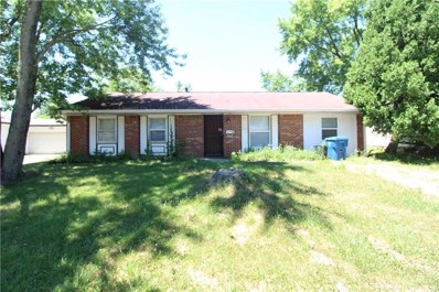 4144 Mellis Drive, Indianapolis, IN 46235 - #: 21582771