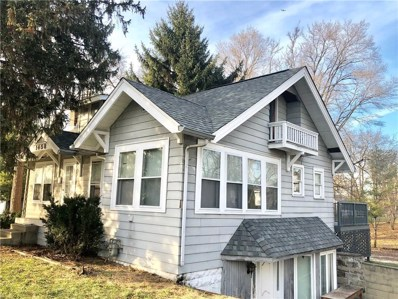 1458 E Thompson Road, Indianapolis, IN 46227 - MLS#: 21582823