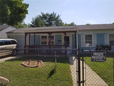 3613 Welch Drive, Indianapolis, IN 46224 - #: 21582828