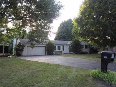 802 Chapel Hill West Drive, Indianapolis, IN 46214 - #: 21582829
