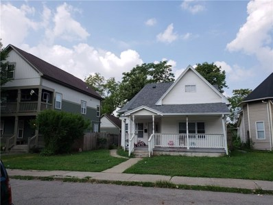 2018 N Carrollton Avenue, Indianapolis, IN 46202 - #: 21582854