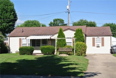 316 Pearl Street, Chesterfield, IN 46017 - #: 21582859
