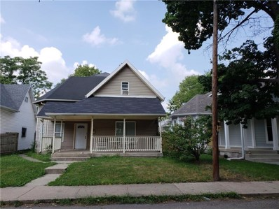2022 Carrollton Avenue, Indianapolis, IN 46202 - #: 21582870