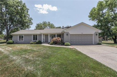 759 Whispering Trail, Greenwood, IN 46142 - MLS#: 21582891