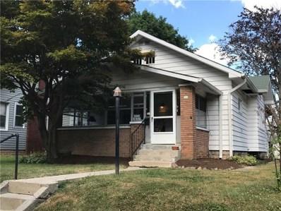 753 N Bancroft Street, Indianapolis, IN 46201 - MLS#: 21582901