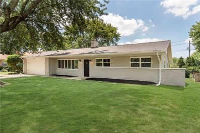 8056 Stafford Lane, Indianapolis, IN 46260 - MLS#: 21582967
