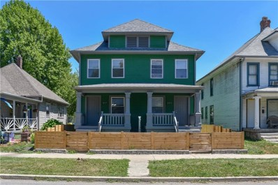 605 Jefferson Avenue UNIT 605-607, Indianapolis, IN 46201 - #: 21582978