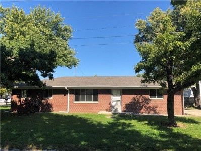 5702 E 17th Street, Indianapolis, IN 46218 - MLS#: 21582979