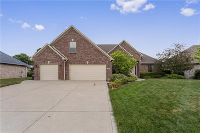3855 S Cedar Creek Way, New Palestine, IN 46163 - MLS#: 21582994