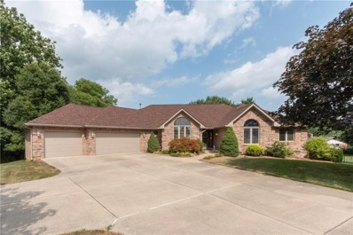 4296 W 400 S, New Palestine, IN 46163 - MLS#: 21583120