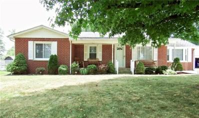 3143 Grace Street, Greenwood, IN 46143 - #: 21583175