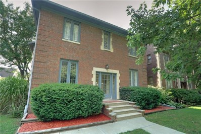 1404 Broadway Street UNIT E, Indianapolis, IN 46202 - #: 21583241