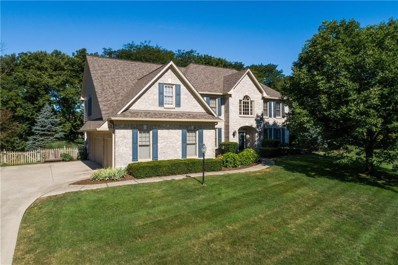 7096 Fox Hollow Ridge, Zionsville, IN 46077 - #: 21583261