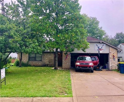 7309 Cobbleston Drive W, Indianapolis, IN 46236 - #: 21583264