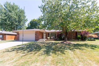 351 Crosby Drive, Indianapolis, IN 46227 - MLS#: 21583269